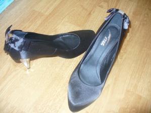 popolnočné topánky