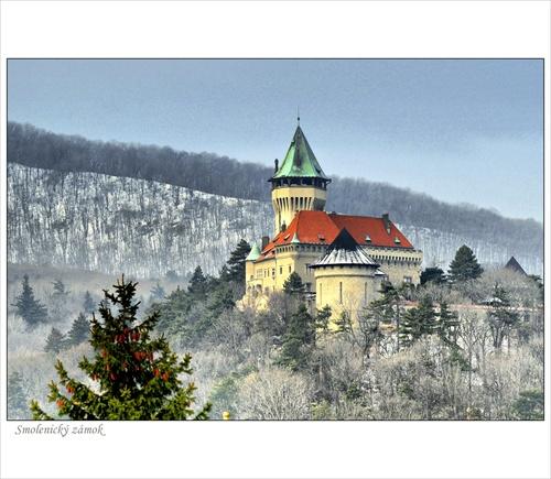 Prípravy - Svadba sa chystá na Smolenickom zámku