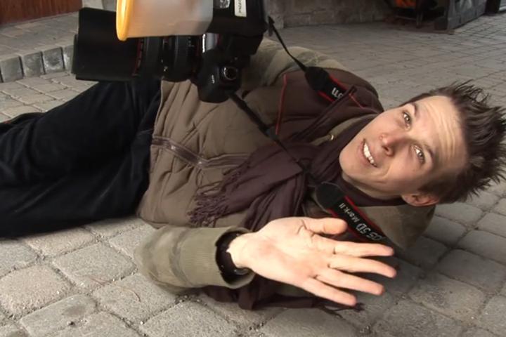 Prípravy - Nas fotograf - Tonko Novotny :-) .... uz sa tesime!