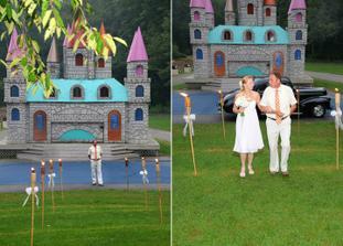 Nasa fairytale wedding...