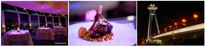 Darčeková poukážka na romantickú večeru vo dvojici v luxusnej reštaurácii, so siedmimi chodmi