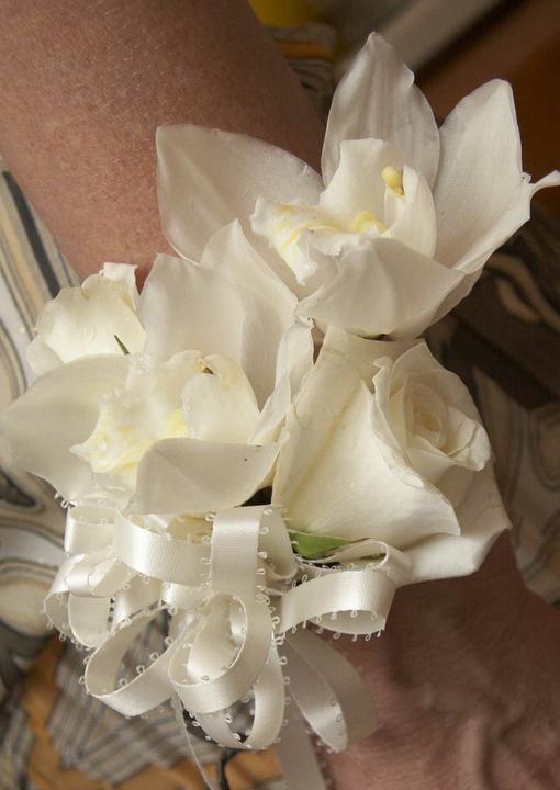 Prípravy - pierko pre svadobnu mamu