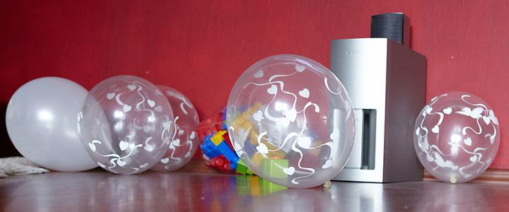 Prípravy - Balóny na výzdobu už sú...