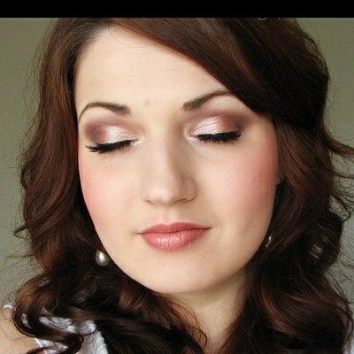 Moje, jeho a naše :) - Tento make-up sa mi páči, je veľmi jemný :)