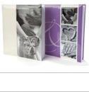 Moje, jeho a naše :) - Tak tá strieborná je už naša :) je to fotoalbum spolu s knihou hostí, krásna je :)