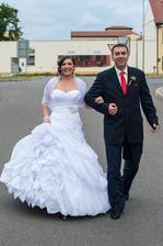 A jdeme si pro ženicha :)