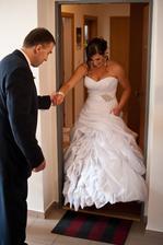 A jde se pro ženicha :)