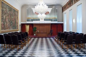 Nová radnice-Brno