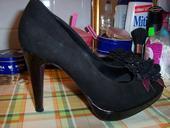 Čierne spoločenské topánky, 36