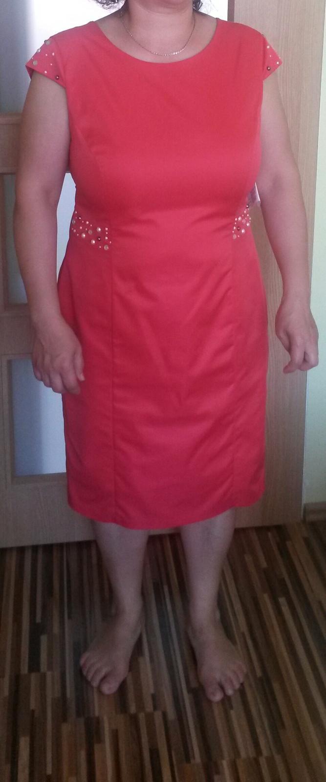Spoločenské šaty pre svadobnu mamu - Obrázok č. 1