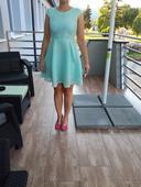 Mentolové šaty, 38
