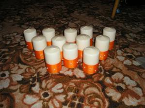 2.6. jsem dekorovala svíčky