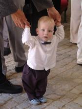 náš synovec Matýsek