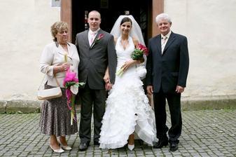 Tomasovi rodicia