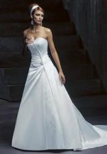 svadobné šaty, princeznovské