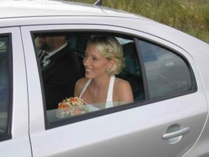 cesta k ženichovi