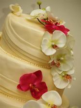 uzasna torticka s mojimi oblubenymi orchideami