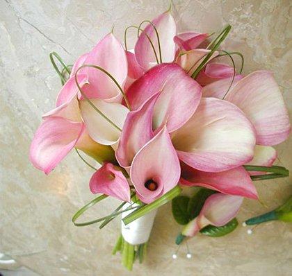 Livia&rasto prípravy - peknučká, ale ja budem mať kombináciu biele kaly + ružové a biele ruže
