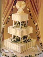 jeden z dortíků, který se nám moc líbí..jen čokoládový
