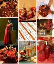 Podzimní inspirace..jelikož to bude na podzim, že. :)