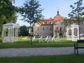 Svatební altán - Zámek Berchtold