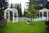 Půjčení svatebního altánu - set,