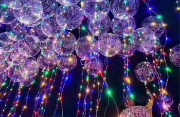 Svítící balónky - Obrázek č. 1