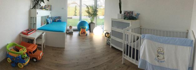 Vymenila som spálňu a detskú izbu pre najmenšieho.