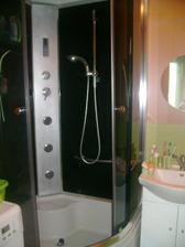 sprchový kout, je parádní