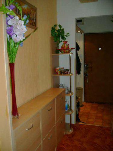 Náš malý byteček - už je to uděláno už je to hotovo :-) - botník a nezbytné serepetičky