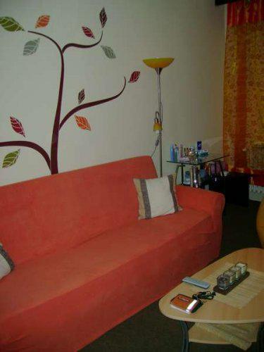 Náš malý byteček - už je to uděláno už je to hotovo :-) - náš obýváček