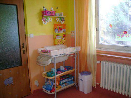 Náš malý byteček - už je to uděláno už je to hotovo :-) - přebalovák
