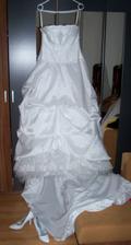 jasmine bridal moje šatky už mám doma a skvěle padnou