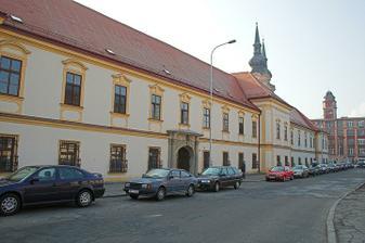 tady bude obřad Lazaretní Brno
