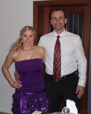 My dva - jdeme plesat :-)