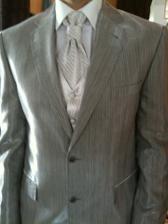 zkouška obleku