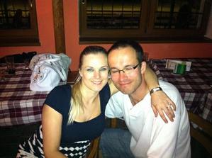 náš super kamarád a hlavně svědek ženicha :-)