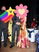 Spoločenské šaty vhodné na ples/ svadbu, 36