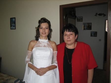 Miška{{_AND_}}Robko - moja mama