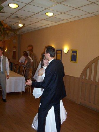 Miška{{_AND_}}Robko - náš prvý tanec