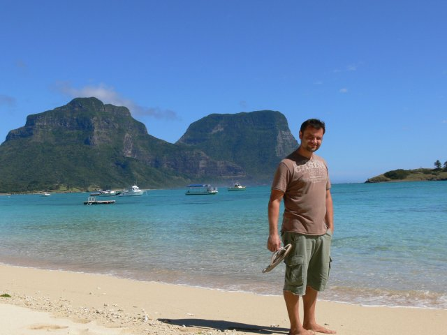 Eva{{_AND_}}David - Nas novy domov Lor Howe Island