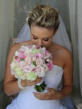 Krásná květina i nevěsta:-)