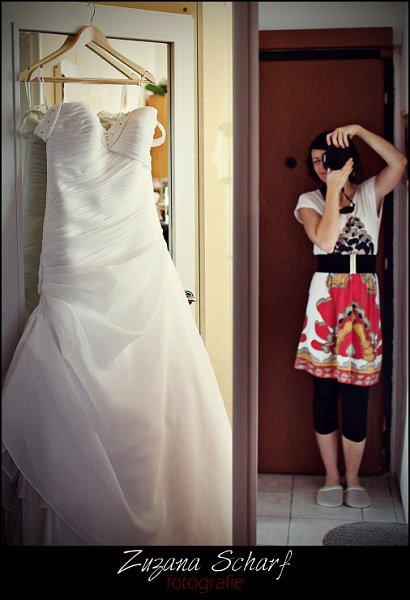To, co je už doma - Zuzana Scharf - předsvatební i svatební focení
