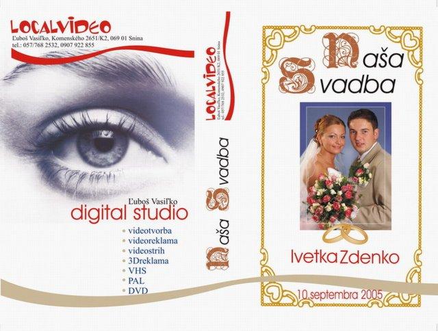 Iveta Šuťáková{{_AND_}}Zdenko Čopák - obal od fotografa..
