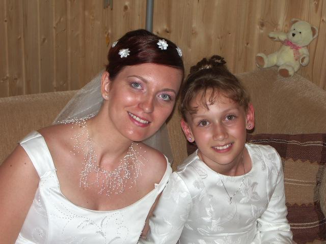 Marcy{{_AND_}}Zoran Macovci - nevesta s neterkou Natalkou