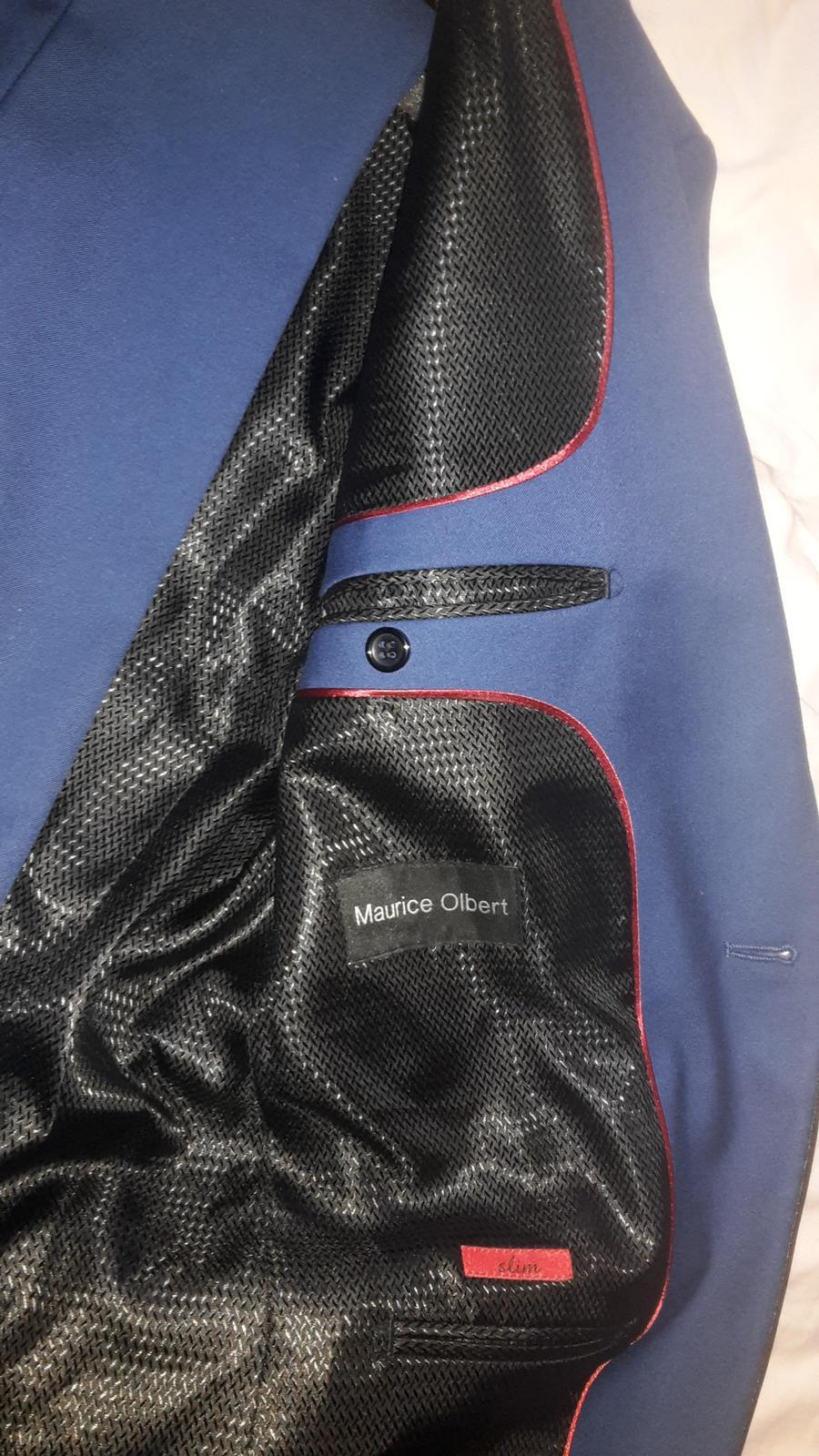 Oblek Slim - Obrázok č. 4