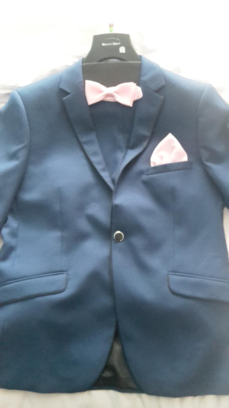 Oblek Slim - Obrázok č. 2