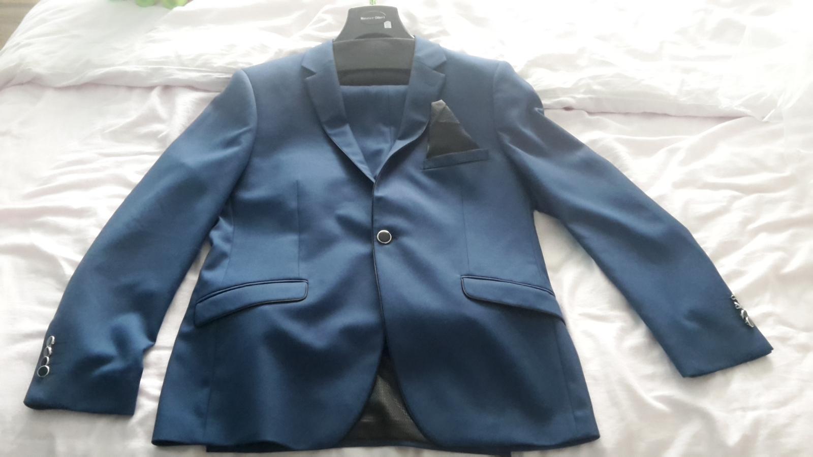 Oblek Slim - Obrázok č. 3