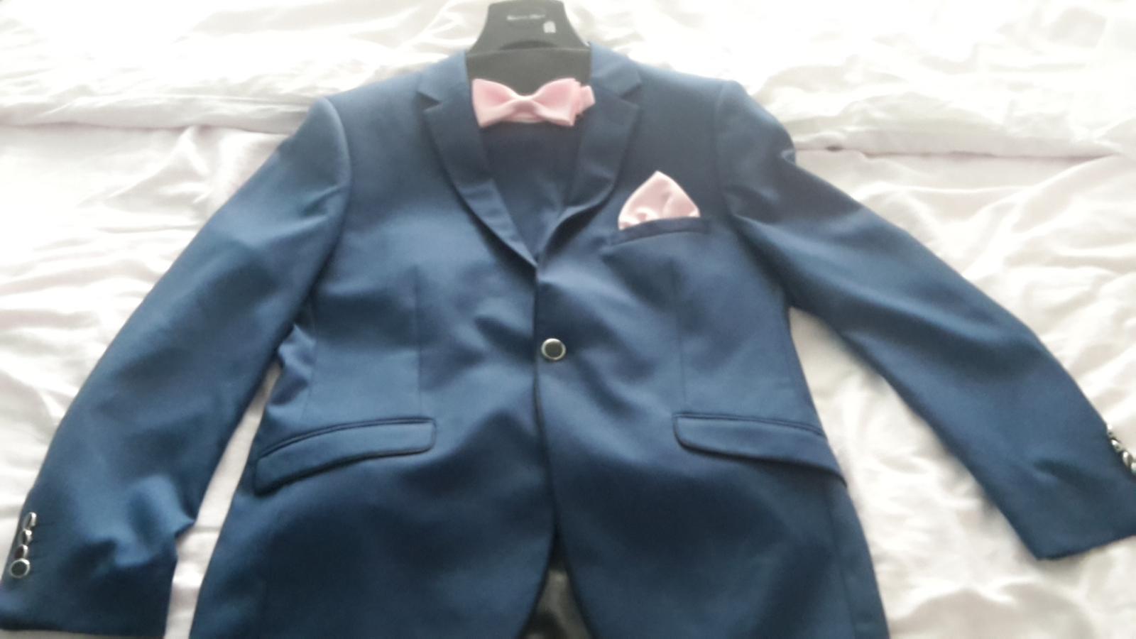 Oblek Slim - Obrázok č. 1