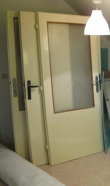 Staré věci v novém kabátě - Dveře před..